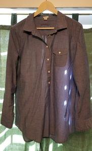 J. Crew long sleeve tunic
